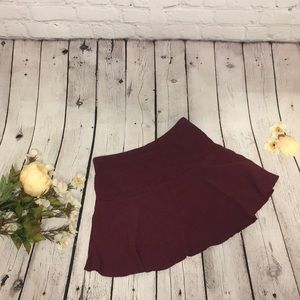 🍂 Aritzia Sunday Best Zelda Mini Skirt